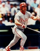 Lenny Dykstra Philadelphia Phillies 8X10 Photo