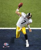 Ben Roethlisberger Super Bowl 40 Steelers 8x10 Photo