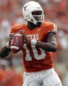 Vince Young Texas Longhorns 8X10 Photo