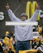 Troy Polamalu Victory Parade Super Bowl 40 LIMITED STOCK 8x10 Photo