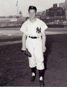 Whitey Ford New York Yankees 8X10 Photo