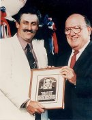 Rollie Fingers Hall of Fame Induction 8x10 Photo