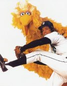 Mark Fidrych The Bird Detroit Tigers 8X10 Photo