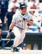 Jim Edmonds Anaheim Angels 8X10 Photo