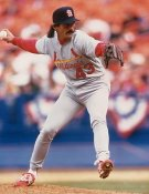 Dennis Eckersley LIMITED STOCK St. Louis Cardinals 8X10 Photo