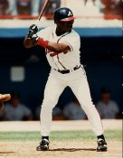 Marquis Grissom Atlanta Braves 8X10 Photo