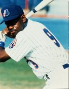 Marquis Grissom Montreal Expos 8X10 Photo