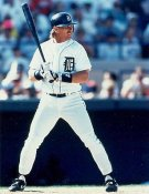 Dan Gladden Detroit Tigers 8X10 Photo