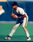 Carlos Garcia Pittsburgh Pirates 8x10 Photo