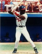 Ron Gant Atlanta Braves 8x10 Photo
