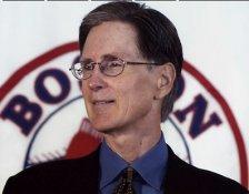 John Henry Boston Red Sox 8x10 Photo