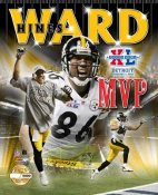 Hines Ward Limited Edition Super Bowl 8X10 Photo