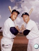 Roger Maris and Mickey Mantle New York Yankees 8x10 Photo
