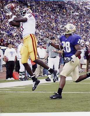 Dewayne Jarrett USC Trojans 8X10 Photo