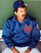 Davey Johnson New York Mets 8X10 Photo