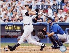 Derek Jeter LIMITED STOCK 1st Grand Slam New York Yankees 8X10 Photo