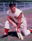 Ted Klyzenski Cincinnati Reds 8x10 Photo