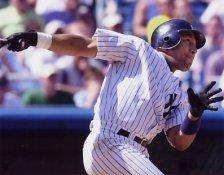Enrique Wilson New York Yankees 8X10 Photo