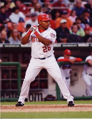 Marlon Byrd Washington Nationals 8X10 Photo