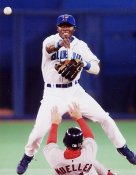 Orlando Hudson Toronto Blue Jays 8X10 Photo