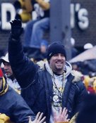 Ben Roethlisberger Victory Parade Super Bowl 40 LIMITED STOCK Steelers 8x10 Photo