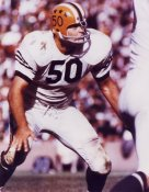 Dick Butkus (University of Illinois) Chicago Bears 8X10 Photo