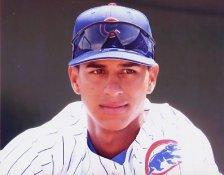 Ronny Cedeno Chicago Cubs 8X10 Photo