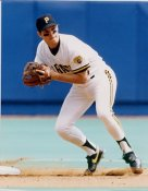 Jay Bell LIMITED STOCK Pittsburgh Pirates 8x10 Photo