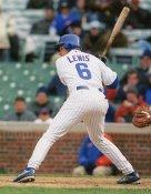 Darren Lewis Chicago Cubs 8X10 Photo