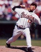 Rodrigo Lopez Baltimore Orioles 8X10 Photo