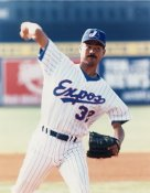 Dennis Martinez Montreal Expos 8X10 Photo
