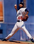 Ramone Martinez Los Angeles Dodgers 8X10 Photo