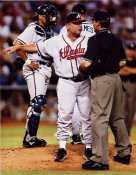 Lee Mazzone Atlanta Braves 8X10 Photo