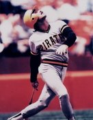 Lee Mazzilli LIMITED STOCK  Pittsburgh Pirates 8x10 Photo
