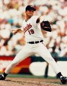 Ben McDonald Baltimore Orioles 8X10 Photo