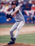 Jack McDowell Cleveland Indians 8X10 Photo