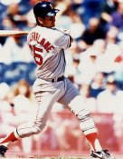 Mike McFarlane Red Sox 8x10 Photo