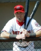 Ryan Church Washington Nationals 8X10 Photo