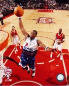 Dwyane Wade LIMITED STOCK Slam Dunk 2006 All-Star Game 8x10 Photo