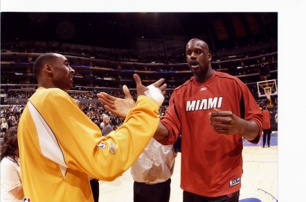 Kobe Bryant and Shaq O'Neal LIMITED STOCK 2006 All-Star Game 8x10 Photo