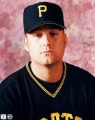 Dan Miceli  Pittsburgh Pirates 8x10 Photo