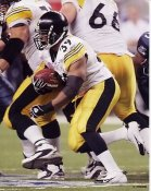 Willie Parker Super Bowl 40 Pittsburgh Steelers 8x10 Photo