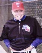 Buck Showalter Texas Rangers 8X10 Photo