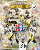 Steelers 2006 Limited Edition Super Bowl 8X10 Photo