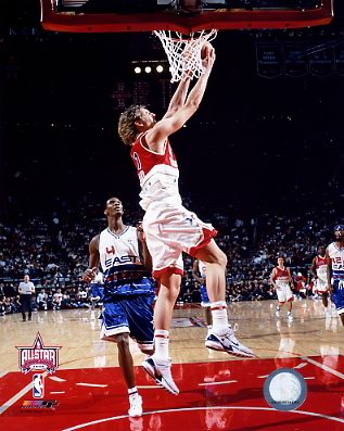 Dirk Nowitzki 2006 All-Star Game LIMITED STOCK 8x10 Photo