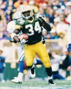 Edgar Bennett Green Bay Packers 8X10 Photo