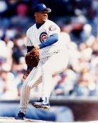 Jaime Navarro Chicago Cubs 8X10 Photo