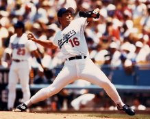 Hideo Nomo Los Angeles Dodgers 8X10 Photo
