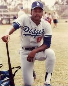 Al Oliver Los Angeles Dodgers 8X10 Photo