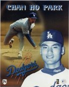 Chan Ho Park Los Angeles Dodgers 8X10 Photo